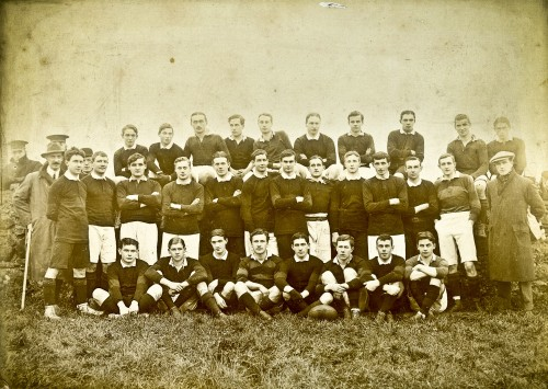 County Sligo v. Dublin University 2nd XV - 1910