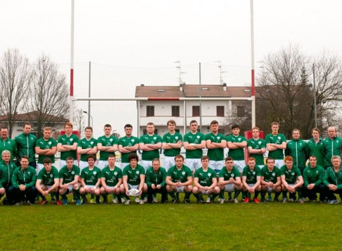 Irenad U18 Youths 2014