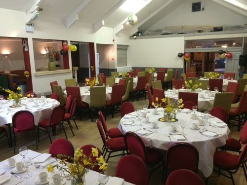 Sligo RFC Club Hall