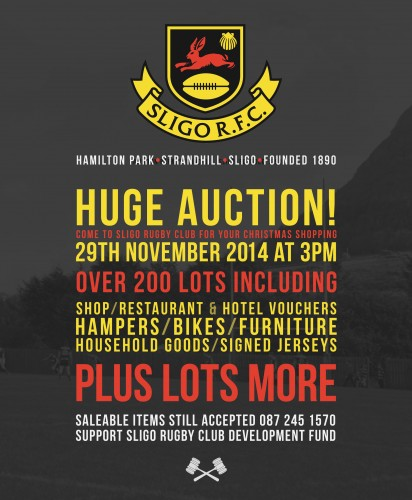 Club Auction 2014